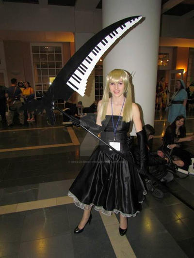 Cosplay Piano