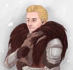 Cuddling Cullen