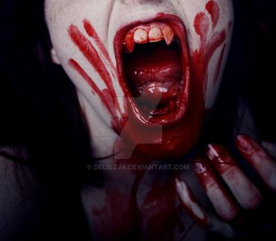 Vampire by Deliszja