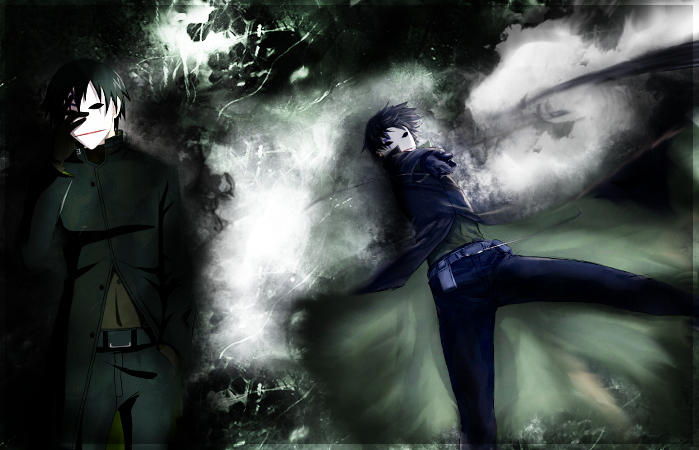 Darker Than Black Hei Wallpaper By Zankax X On Deviantart