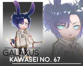 [OPEN] Adoptable ALAXUS KAWASEI No. 76 by Firstsaturn