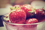 Strawberries delight