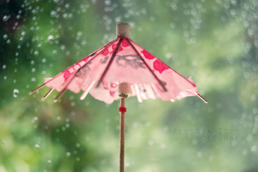 Rainy Summer by Alessia-Izzo