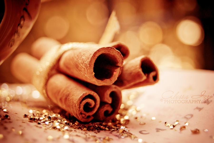 Cinnamon. by Alessia-Izzo