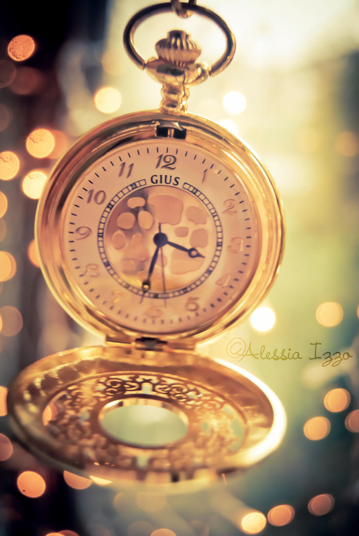 It's never late enough. by Alessia-Izzo