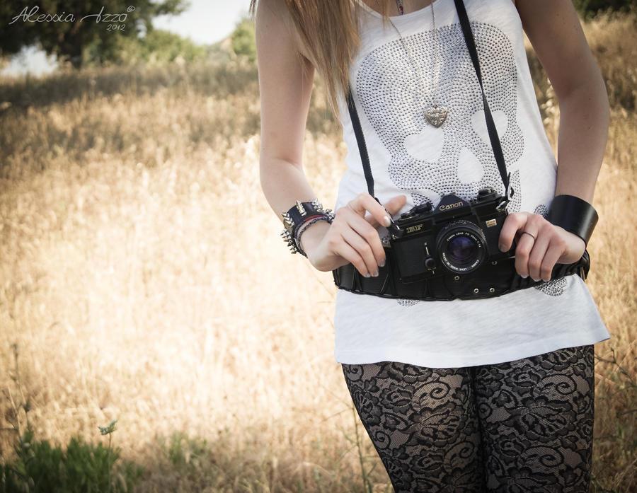Wild photographer by Alessia-Izzo
