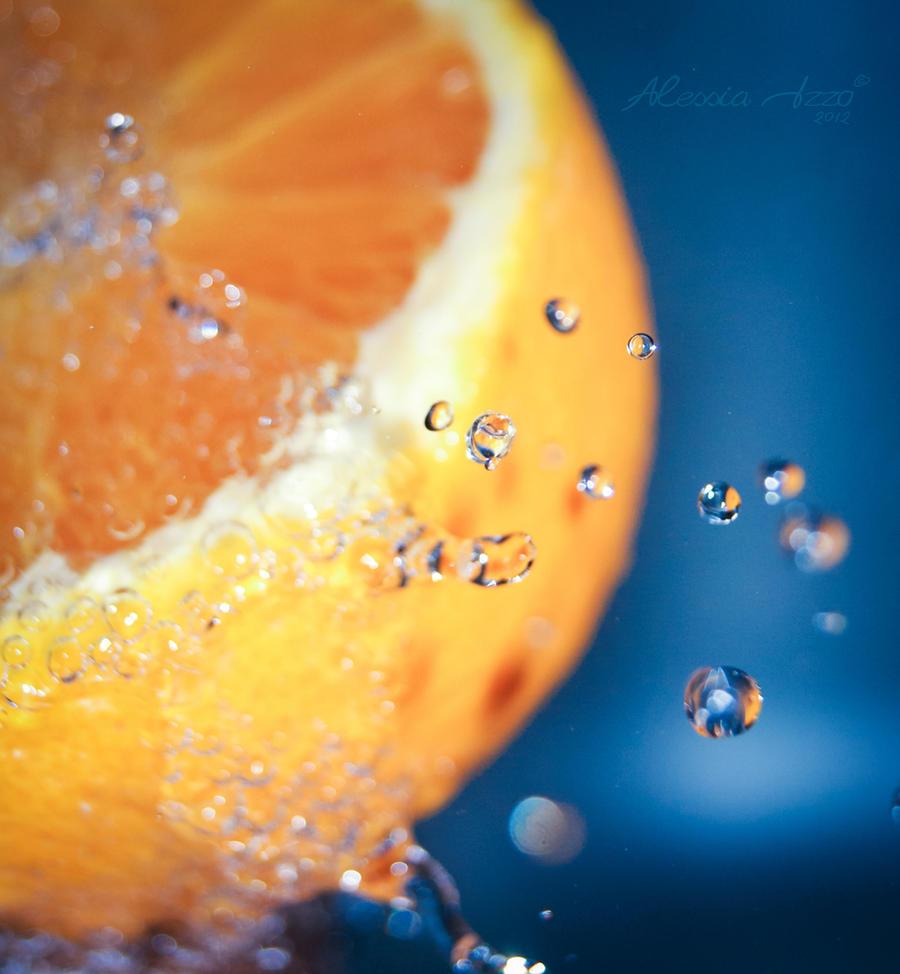 Fresh Orange by Alessia-Izzo