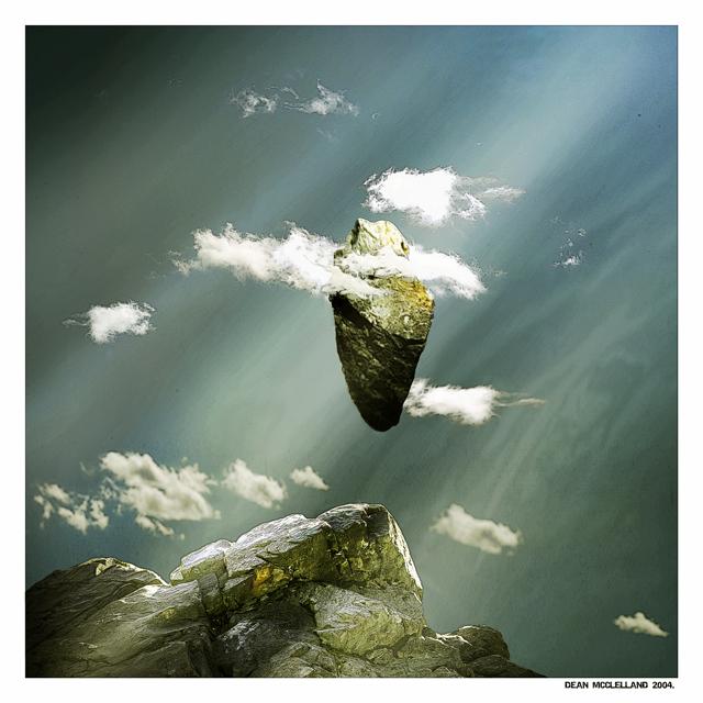 Light as rock. by DeanMcClelland