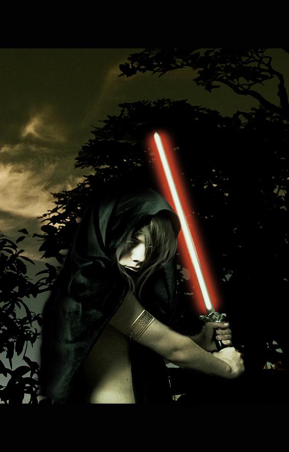 Jedi 2. by DeanMcClelland