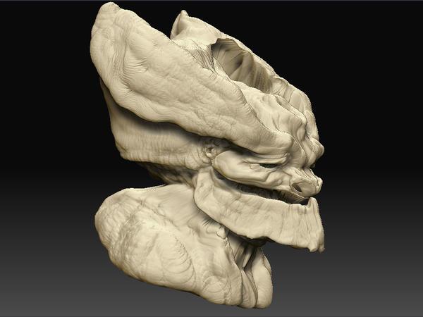 Bat prototype. by DeanMcClelland