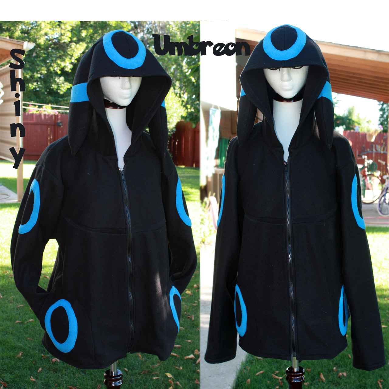 Umbreon hoodie for sale