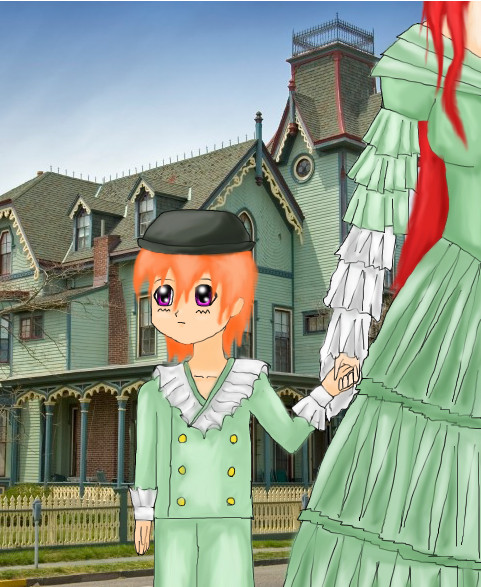 Victorian Family by Stoofpot