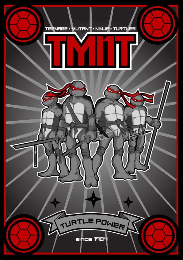 TMNT by albertoo