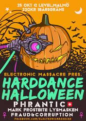 Harddance Halloween