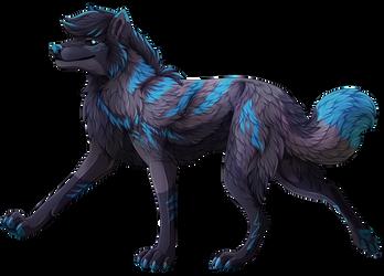 [Patreon Reward] Shiruk by IceriftFyera