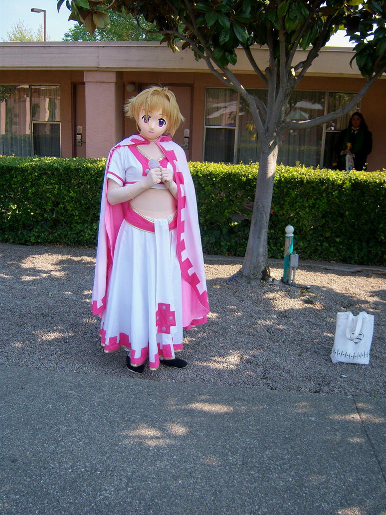 Animemagao at Sac-Anime Summer 2012 by DearestLeader