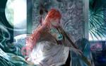Sea of Shadow / Twelve Kingdoms