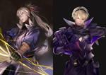 The Second princes / Fire Emblem Fates