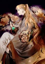 King of Kei / Twelve Kingdoms by SaigaTokihito