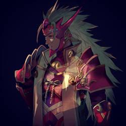 Ryoma / Fire Emblem Fates by SaigaTokihito