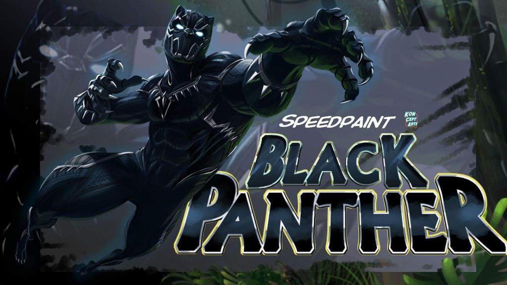 Black Panther By Portela On Deviantart: Tontanat (ton)