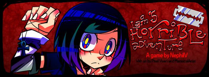 Lains Horrible Adventure FB Banner