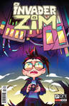 Invader Zim Issue #17 Variant Cover