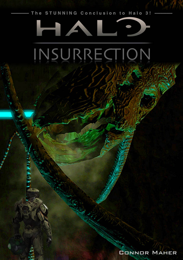 Halo: Insurrection cover
