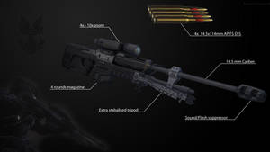 Halo: Sniper Specifications BG