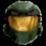 MJOLNIR Mark IV Poly Art