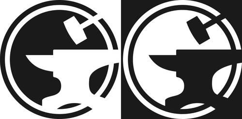Halo: Anvil Online [Logo] by Floodgrunt