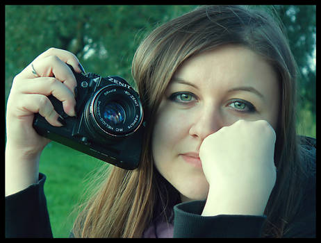 Lady with Zenit
