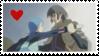 RavenxReese Stamp by LlamaTHEDragon