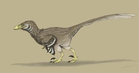Swift Thief by LlamaTHEDragon