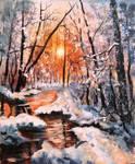 Winter Morning by ngenkov