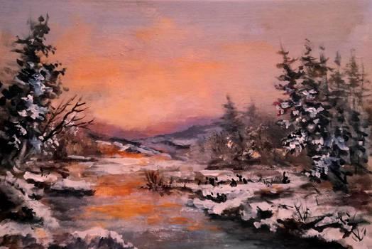 Frozen warmth
