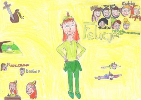 Cartoon Successor- Felicja part 1