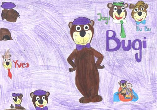 Cartoon Successor- Boogie part 1