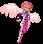 Aelita's Beautiful Wings
