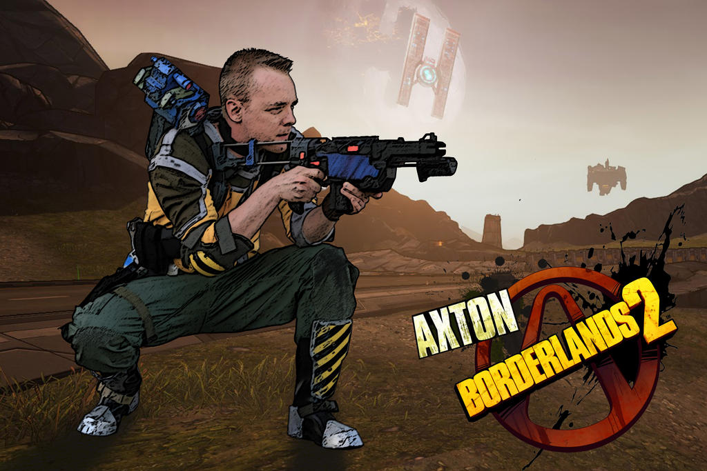 borderlands2 axton - photo #10