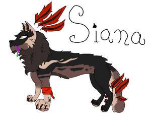 Siana Ref. by Shrimp-G0d