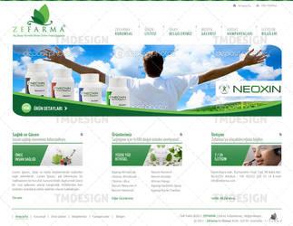 Web Design Interface by mustafatoker