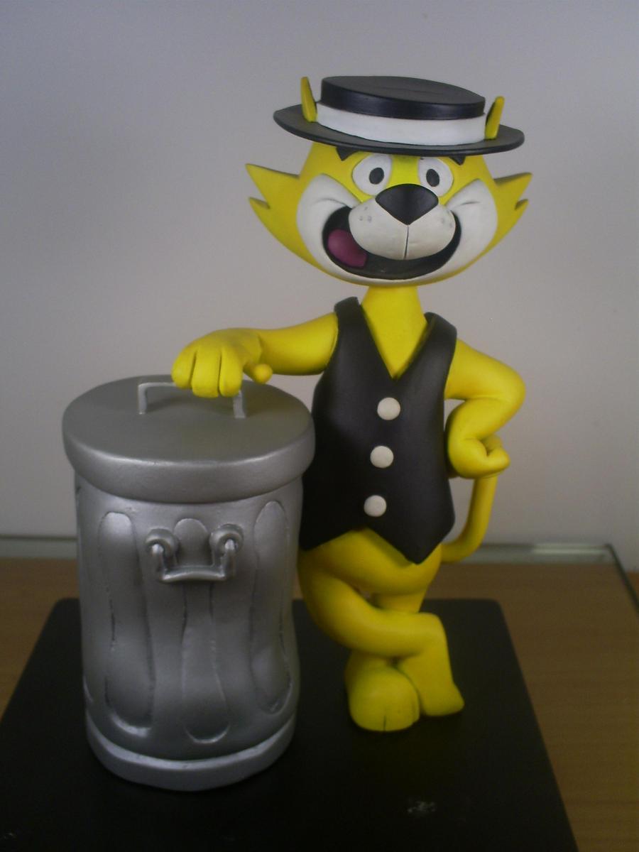 top cat don gato by chuchorojas
