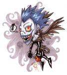 Death Note-Shinigami Ryuk