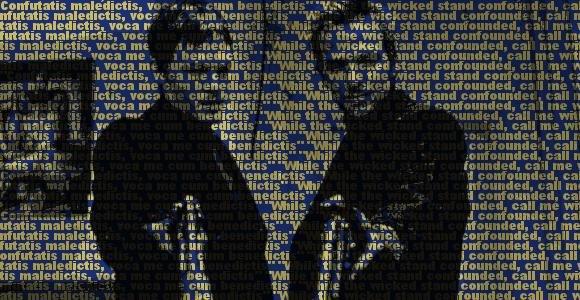 The Dark Tenor - Confutatis Lyrics - Lyrics Mania