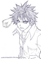 sketch. imagine this by maioceaneyes