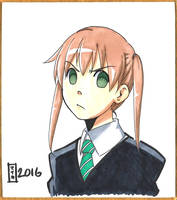 color. maka markers by maioceaneyes