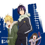 Color. The Yato Club