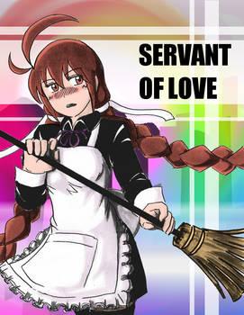 Servant of Love new cover