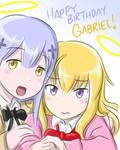 Happy Birthday, Gabu!